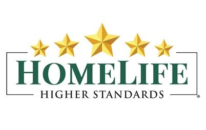 HomeLife Higher Standards Logo